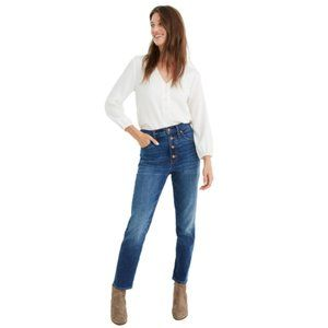 Madewell - Perfect Vintage Jean - Barnsdale - 23P